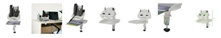 Mind Reader Ergo-Comfort Adjustable Telephone Tray