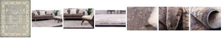 Bridgeport Home Bellmere Bel5 Gray 8' x 10' Area Rug