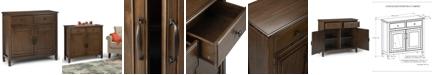 Simpli Home Connaught Storage Cabinet