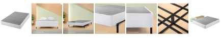 "Zinus Armita 9"" Low Profile Smart Box Spring, Queen"