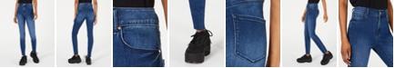 Rewash Juniors' High-Waist Skinny Jeans