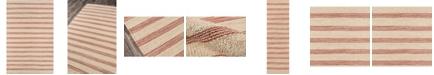 "Novogratz Collection Novogratz Montauk Mtk-2 Terra Cott 8'6"" x 11'6"" Area Rug"