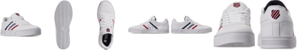 K-Swiss Men's Court Lite Spellout Casual Sneakers from Finish Line