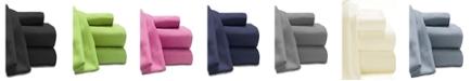 Sobel Westex Soft and Cozy Microfiber Sheet Set, Twin