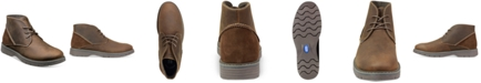 Nunn Bush Men's Littleton Plain-Toe Chukka Boots