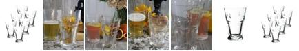 La Rochere Napoleon Bee Beer Glasses, Set of 6