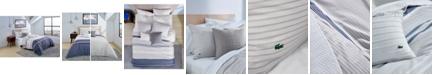 Lacoste Home Lacoste Smash Twin Reversible Duvet Set