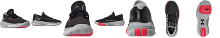 Under Armour Little Boys SC 3Zero III Basketball Sneakers from Finish Line