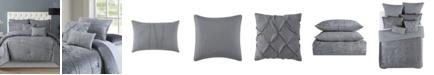 Style 212 Julienne 7-Piece Comforter Set - Queen