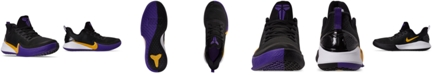 Nike Men's Mamba Focus Basketball Sneakers from Finish Line