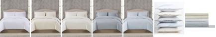 Charisma 400TC Percale Cotton Duvet Cover Set