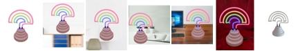 Creative Motion Battery-Operated Rainbow Neon