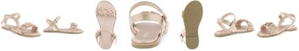 Kenneth Cole Little & Big Girls Brie Sparkle Dress Sandals