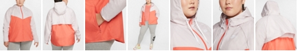 Nike Plus Size Windrunner Hooded Jacket