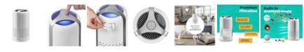 Homedics TotalClean® 4-in-1 Tower Air Purifier