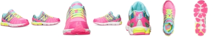New Balance Little Girls' 890 Running Sneakers from Finish Line