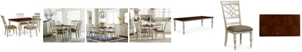 Furniture CLOSEOUT! Windward 5-Pc. Dining Set (Dining Table & 4 Side Chairs)