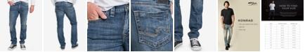 Silver Jeans Co. Men's Konrad Slim Fit Stretch Jeans