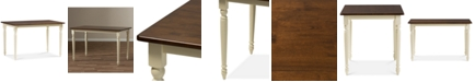 Furniture Napoleon Dining Table, Quick Ship