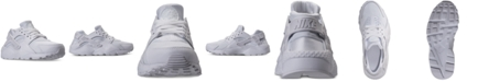 Nike Big Kids' Huarache Run Running Sneakers from Finish Line