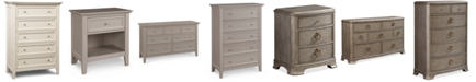 Furniture Monroe Upholstered Bedroom Furniture Collection, Created for Macy's