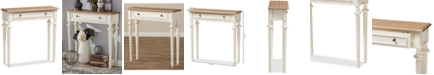 Furniture Narrin Console Table