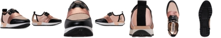 Steve Madden Little Girls' J-Antics Metallic Casual Sneakers from Finish Line