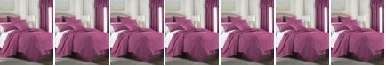 Colcha Linens Cambric Berry Duvet-King/California King