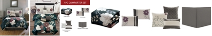 Hallmart Collectibles  Sofina 7-Pc. King Comforter Set, Created for Macy's