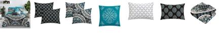 Chic Home Mornington 10-Pc Queen Comforter Set