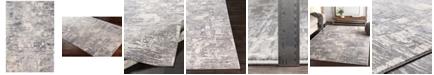 "Surya Alpine ALP-2301 Medium Gray 5'3"" x 7'3"" Area Rug"