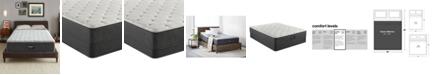 """Beautyrest BRS900-TSS 12"""" Medium Firm Mattress Set - Queen, Created For Macy's"""