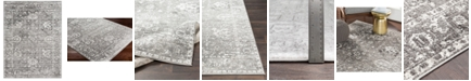 "Surya Surya MNC-2311 Light Gray 5'3"" x 7'3"" Area Rug"