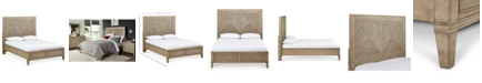 Furniture CLOSEOUT! Beckley King Bed, Created for Macy's