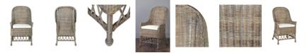 East At Main Marietta Rattan Accent Chair