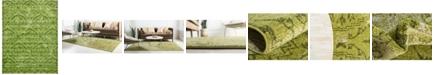 Bridgeport Home Felipe Fel1 Green 9' x 12' Area Rug