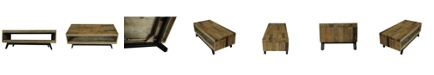 CDI Furniture Dixon Coffee Table, Quick Ship