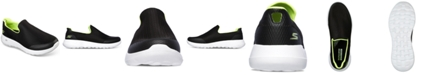 Skechers Men's GoWalk Max - Focal Slip-On Athletic Walking Sneakers from Finish Line