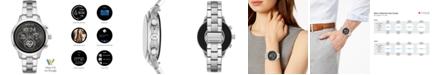 Michael Kors Access Unisex Runway Stainless Steel Bracelet Touchscreen Smart Watch 41mm, Powered by Wear OS by Google™