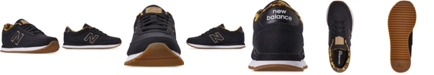 New Balance Women's 501 Leopard Casual Sneakers from Finish Line