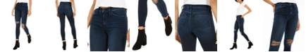 Hudson Jeans Barbara High-Rise Skinny Ankle Jeans