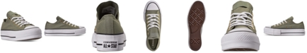 Converse Women's Chuck Taylor All Star Lift Low Top Casual Sneakers from Finish Line