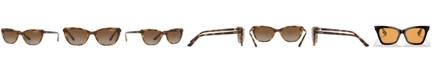 Vogue Eyewear Polarized Sunglasses, VO5293S 53