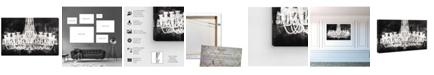 "Oliver Gal Decadent Soiree Canvas Art, 45"" x 30"""