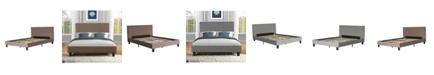 Us Pride Furniture Fulgham Platform Bed