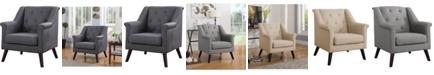 Us Pride Furniture Mucha Armchair