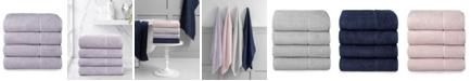 Welhome 4 Piece Anderson Towel Set
