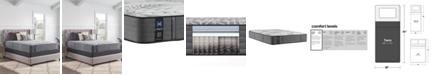"Sealy Premium Posturepedic Satisfied II 14"" Ultra Firm Mattress- Twin"