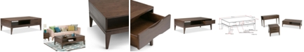 Simpli Home Canden Coffee Table