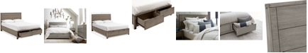 Furniture Tribeca Storage Full Platform Bed, Created for Macy's